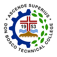 Don Bosco Technical College - Mandaluyong City, TVET Department Logo