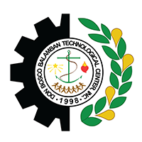 Don Bosco One TVET - Prenza Balamban, Cebu Logo