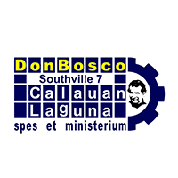 Don Bosco TVET Center - Calauan, Laguna Logo