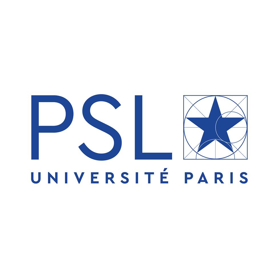 Paris Sciences et Lettres  Logo