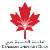 Canadian University Dubai Logo