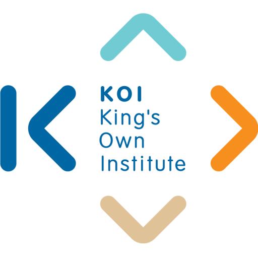 King's Own Institute (KOI) Logo
