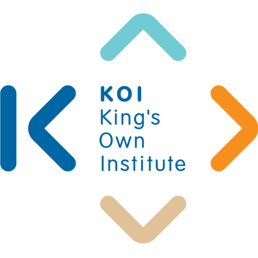 King's Own Institute (KOI) Logo