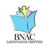 BNAC LANGAUAGE CENTER  Logo