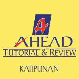 AHEAD Tutorial and Review - Quezon City Logo