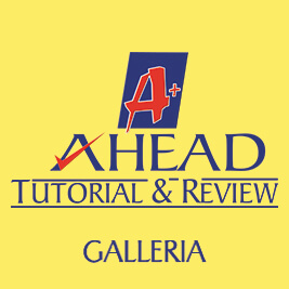 AHEAD Tutorial and Review - Ortigas Logo