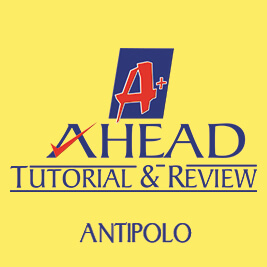 AHEAD Tutorial and Review - Antipolo Logo