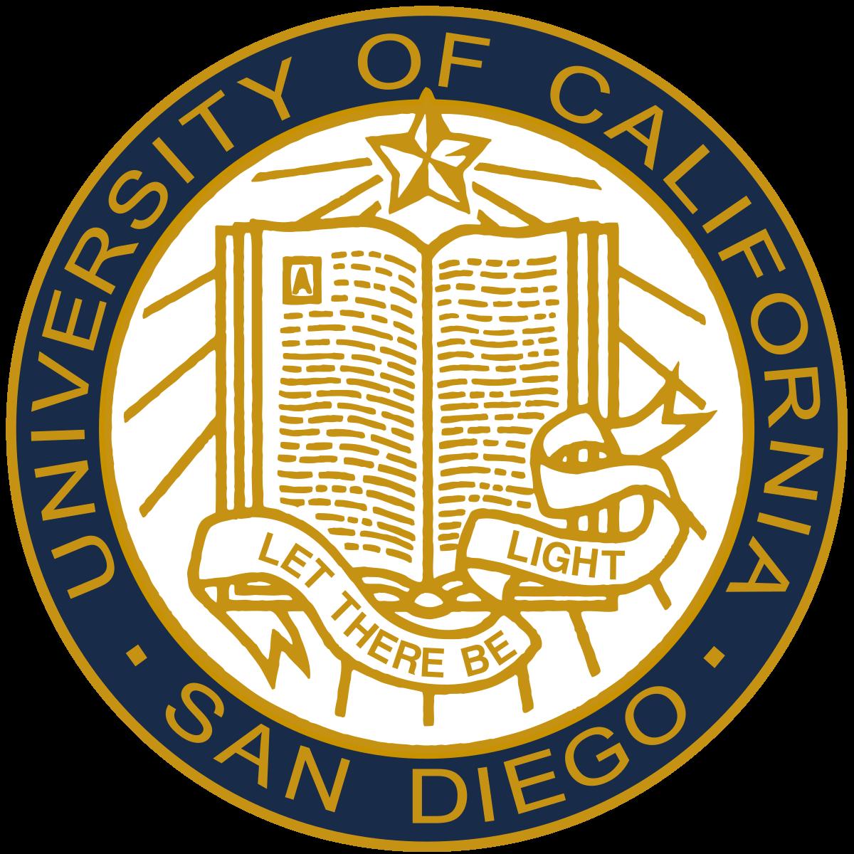 University of California San Diego Logo