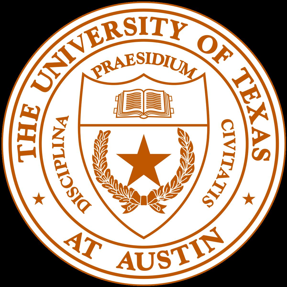 The University of Texas at Austin Logo