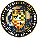 GK College of Business, Arts, and Technology Logo