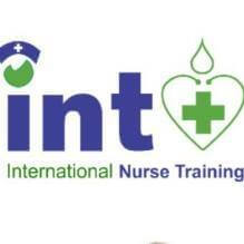 International Nursing Training Logo
