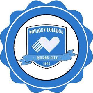 Novagen College of Quezon City Logo