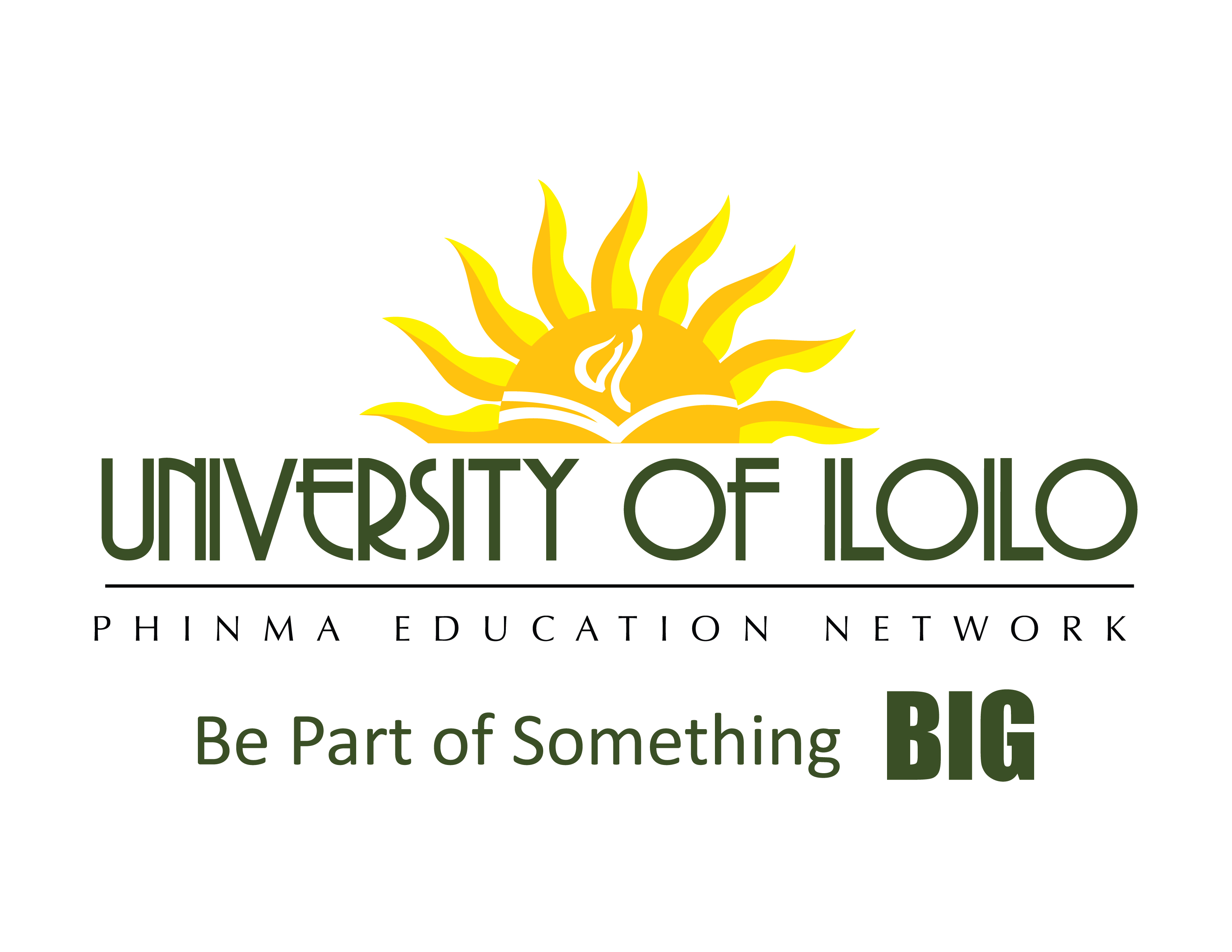 PHINMA - University of Iloilo Logo