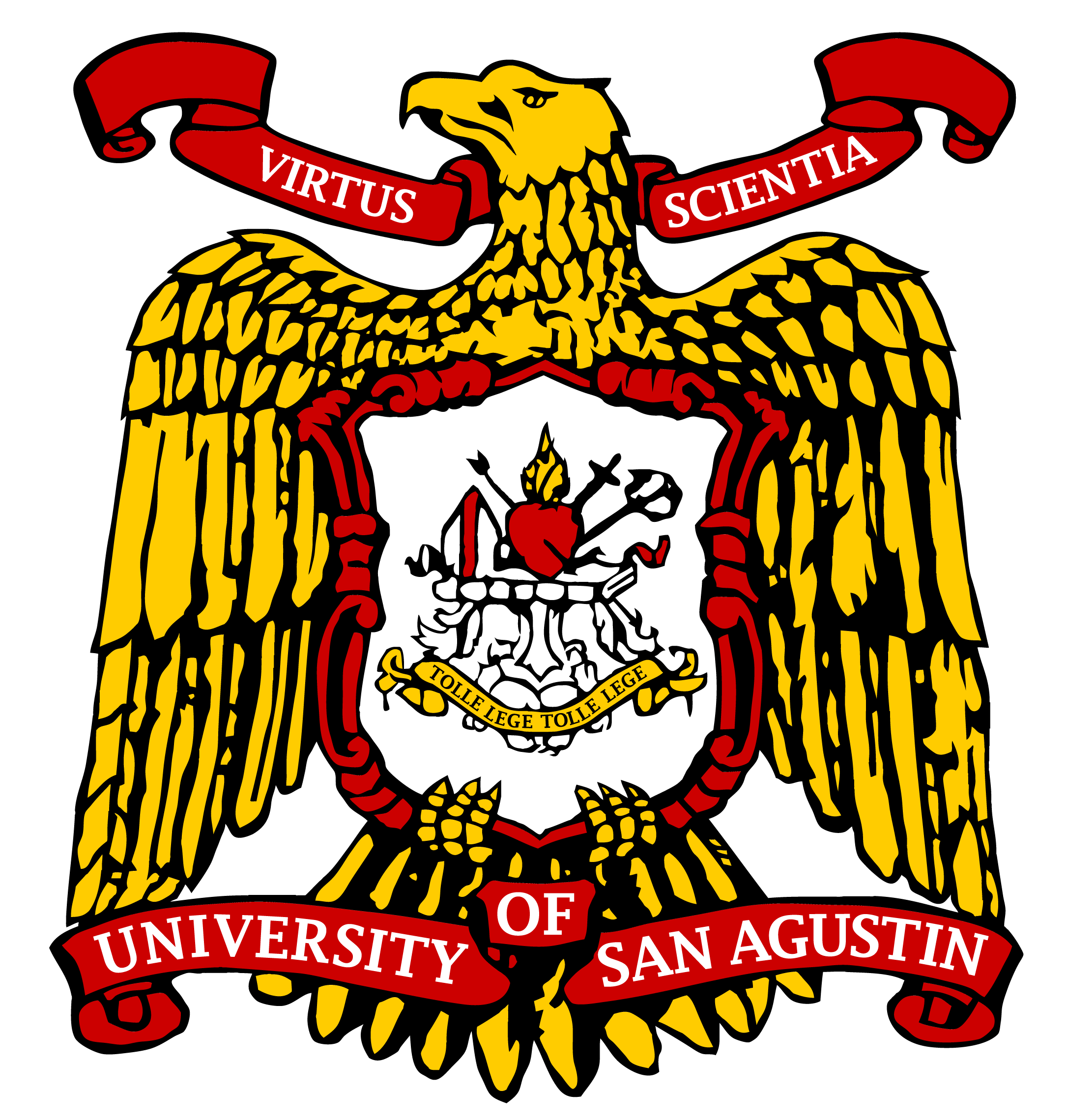 University of San Agustin Logo