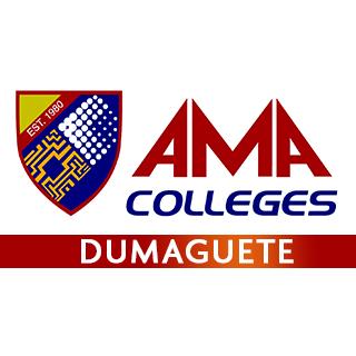 AMA College Dumaguete City Logo