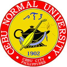 Cebu Normal University Logo