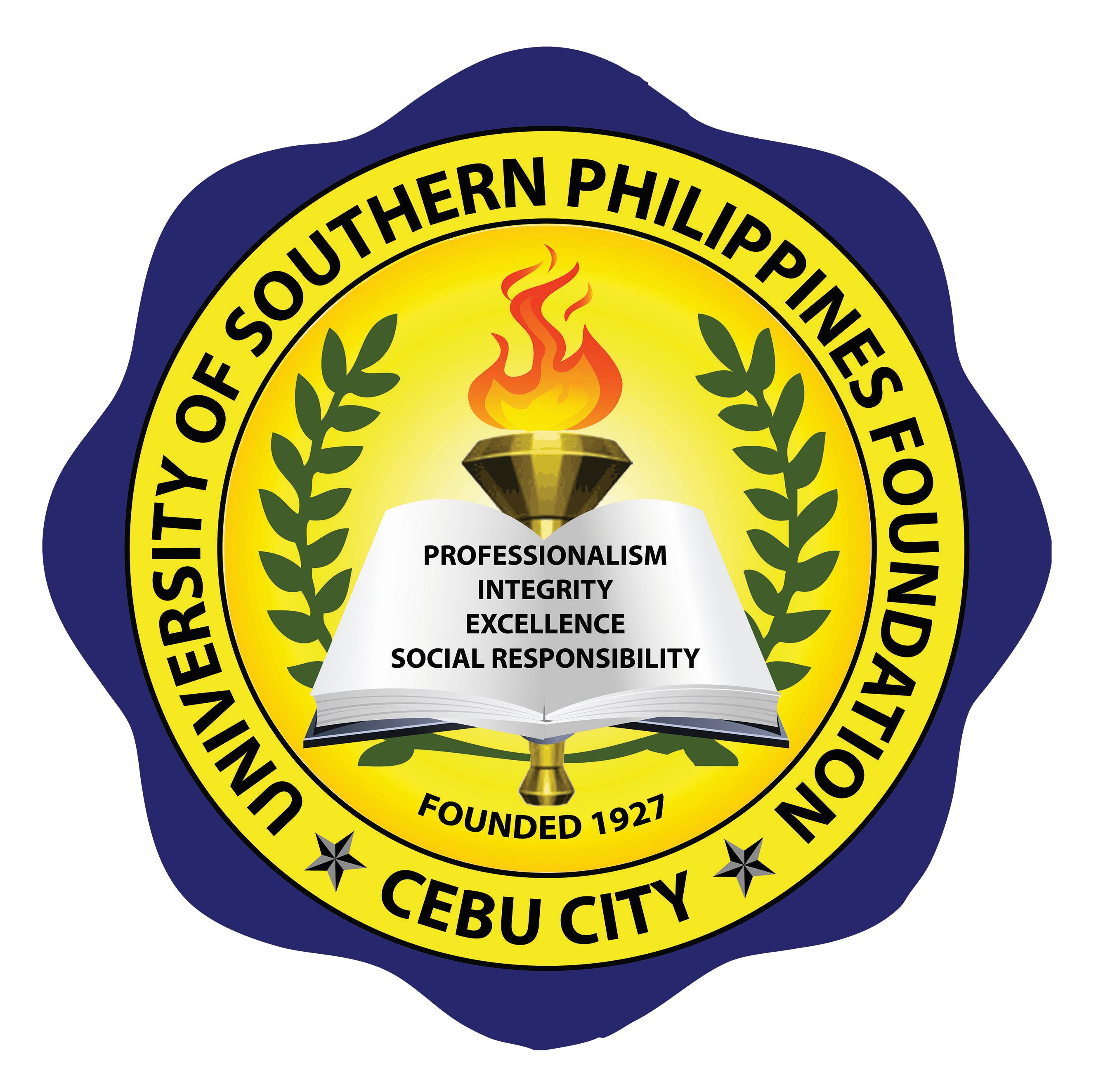 University of Southern Philippines Foundation Logo