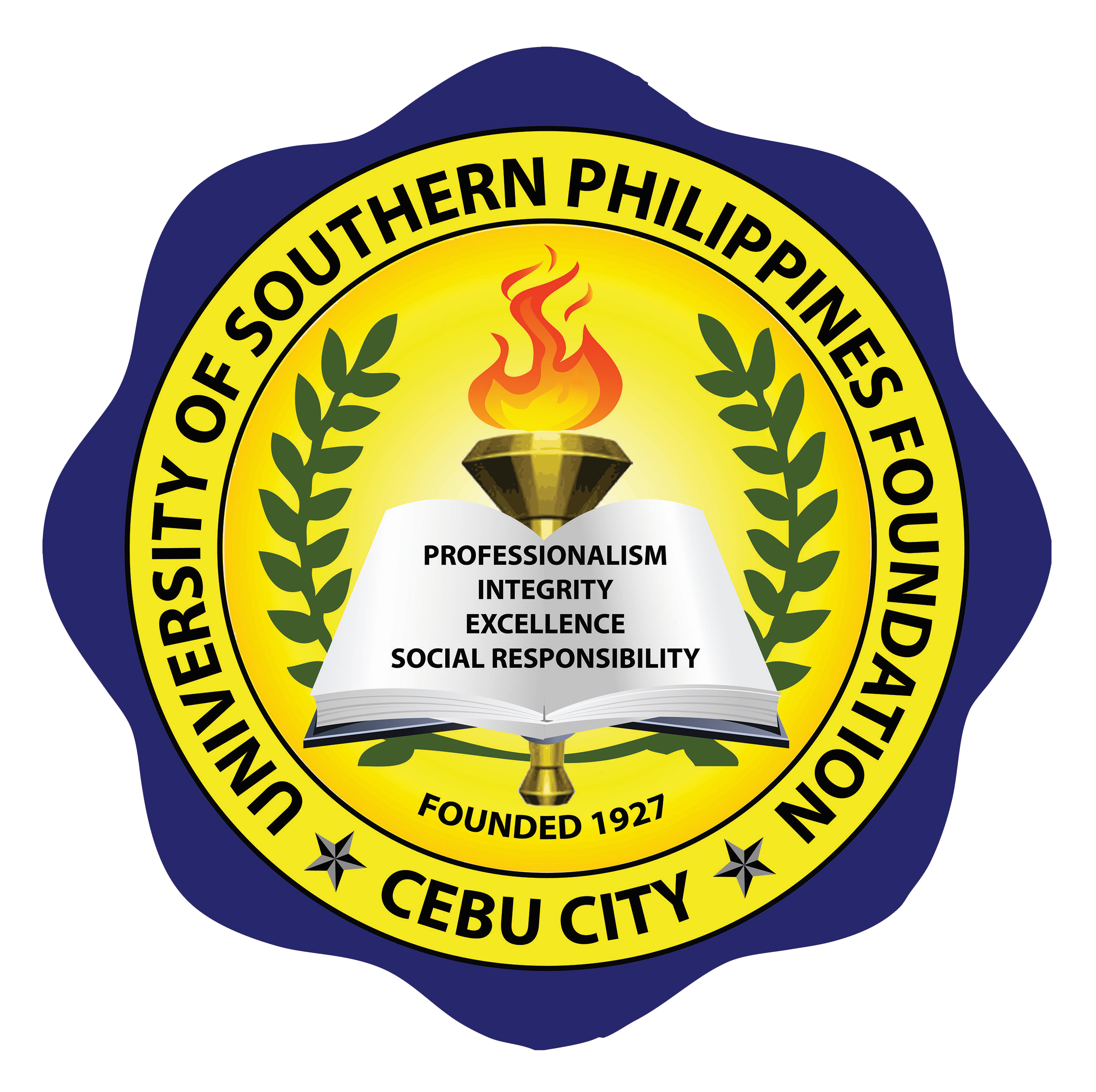 University of Southern Philippines Foundation Logo