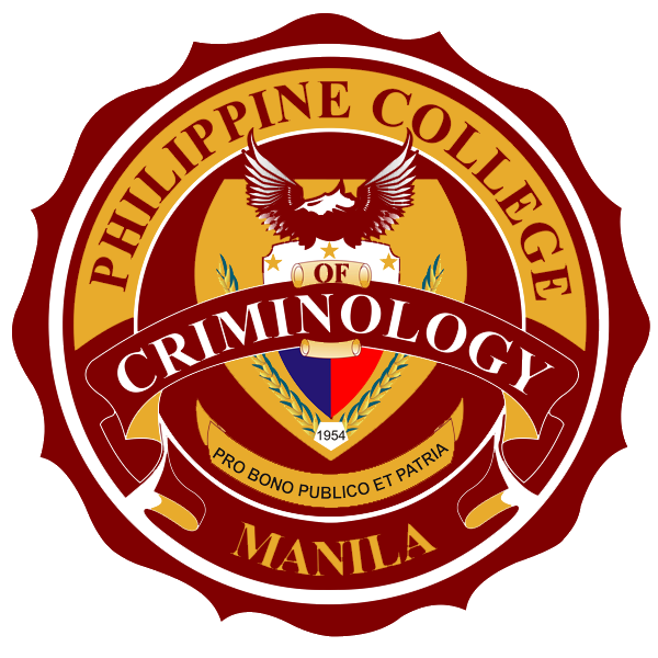 Philippine College of Criminology Logo