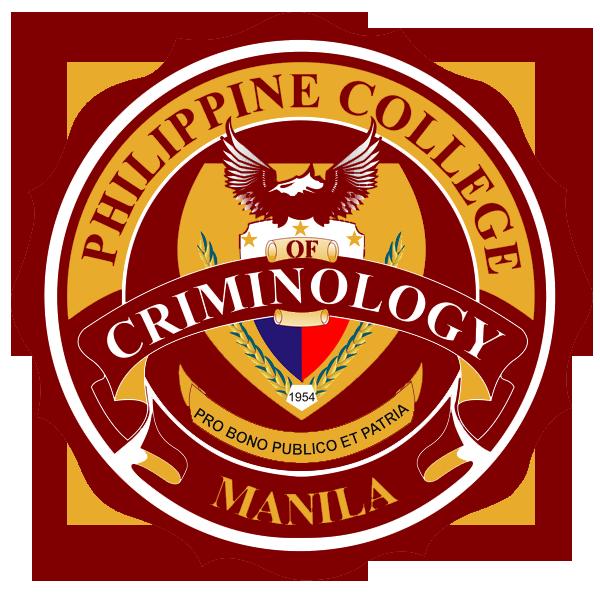 Philippine College of Criminology Logo