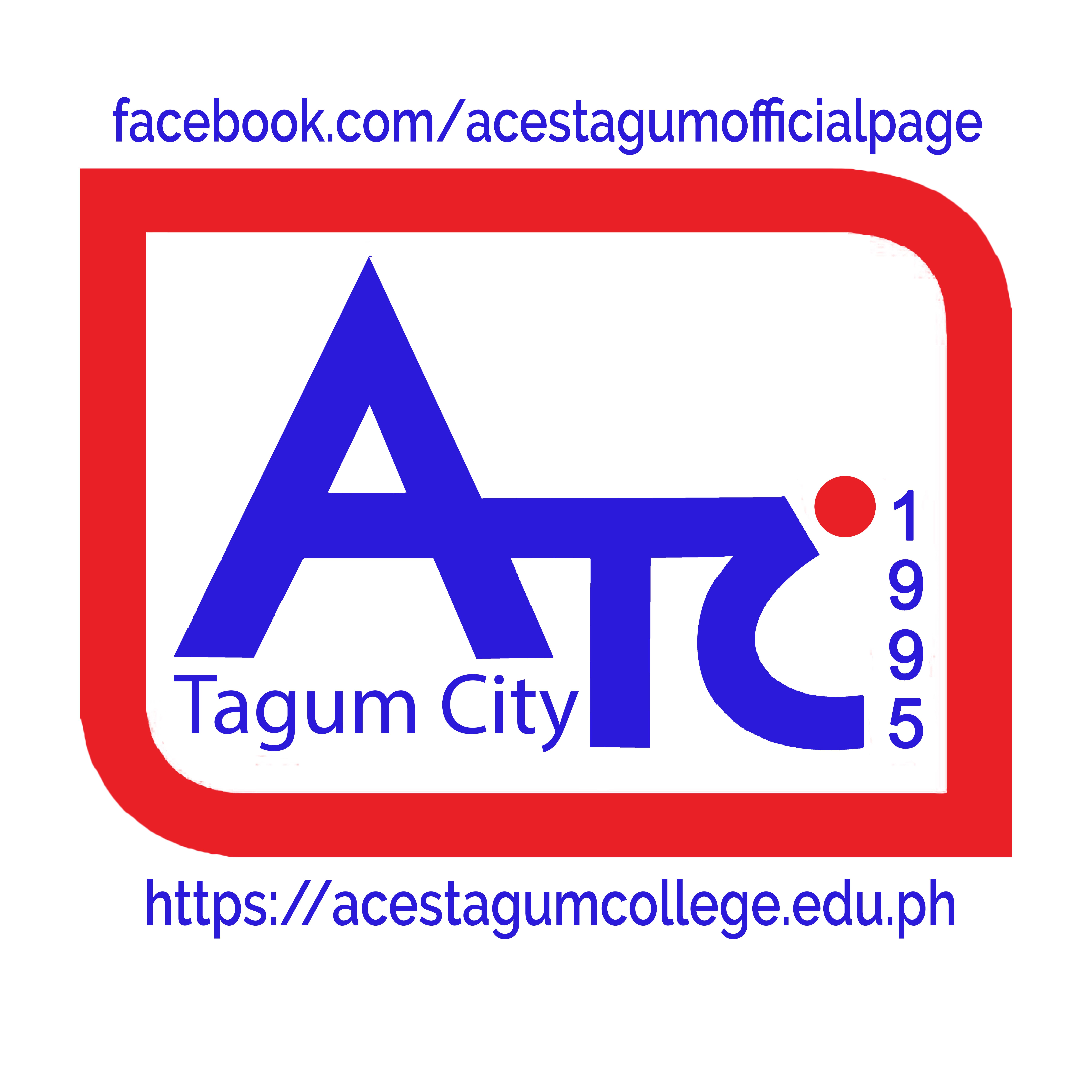 ACES Tagum College Logo