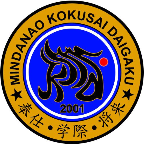 Mindanao Kokusai Daigaku (Mindanao International College) Logo