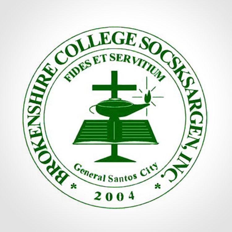 Brokenshire College SOCSKSARGEN, Inc. Logo