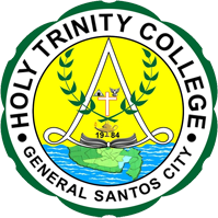 Holy Trinity College Of General Santos City Logo