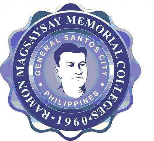 Ramon Magsaysay Memorial Colleges Logo