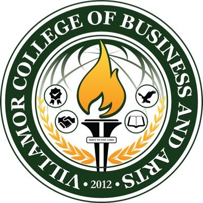 Villamor College Of Business And Arts Logo