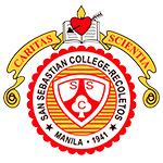 San Sebastian College Recoletos Manila Logo