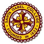 Santa Isabel College of Manila Logo
