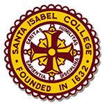 Santa Isabel College of Manila Logo