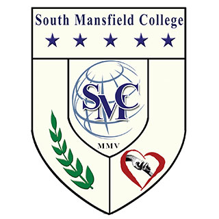 South Mansfield College, Muntinlupa Logo