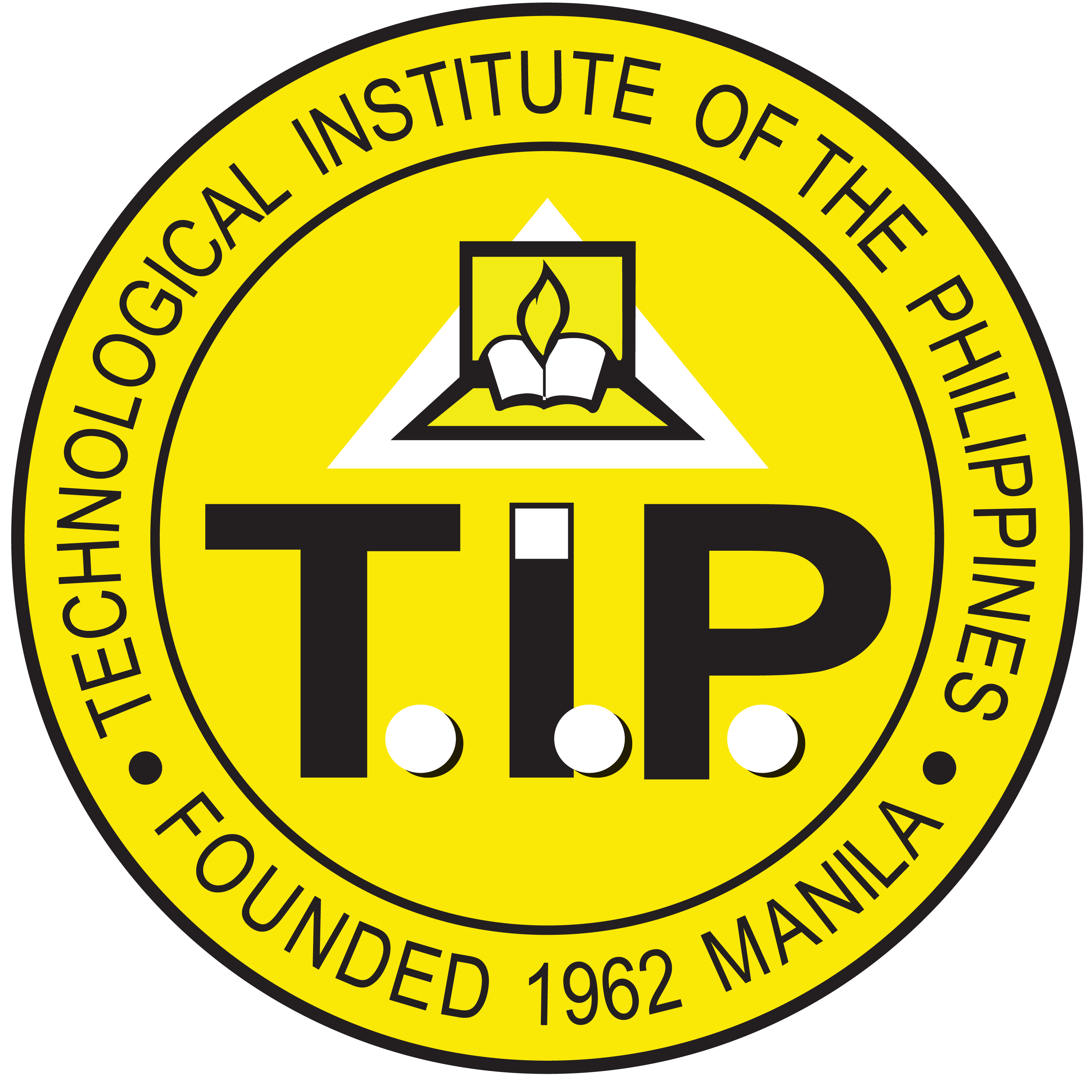 Technological Institute of the Philippines - Quezon City Logo