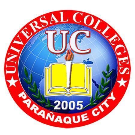 Universal College of Parañaque  Logo