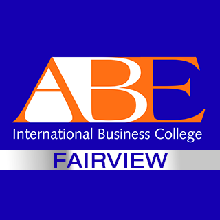 ABE International Business College - Fairview Logo