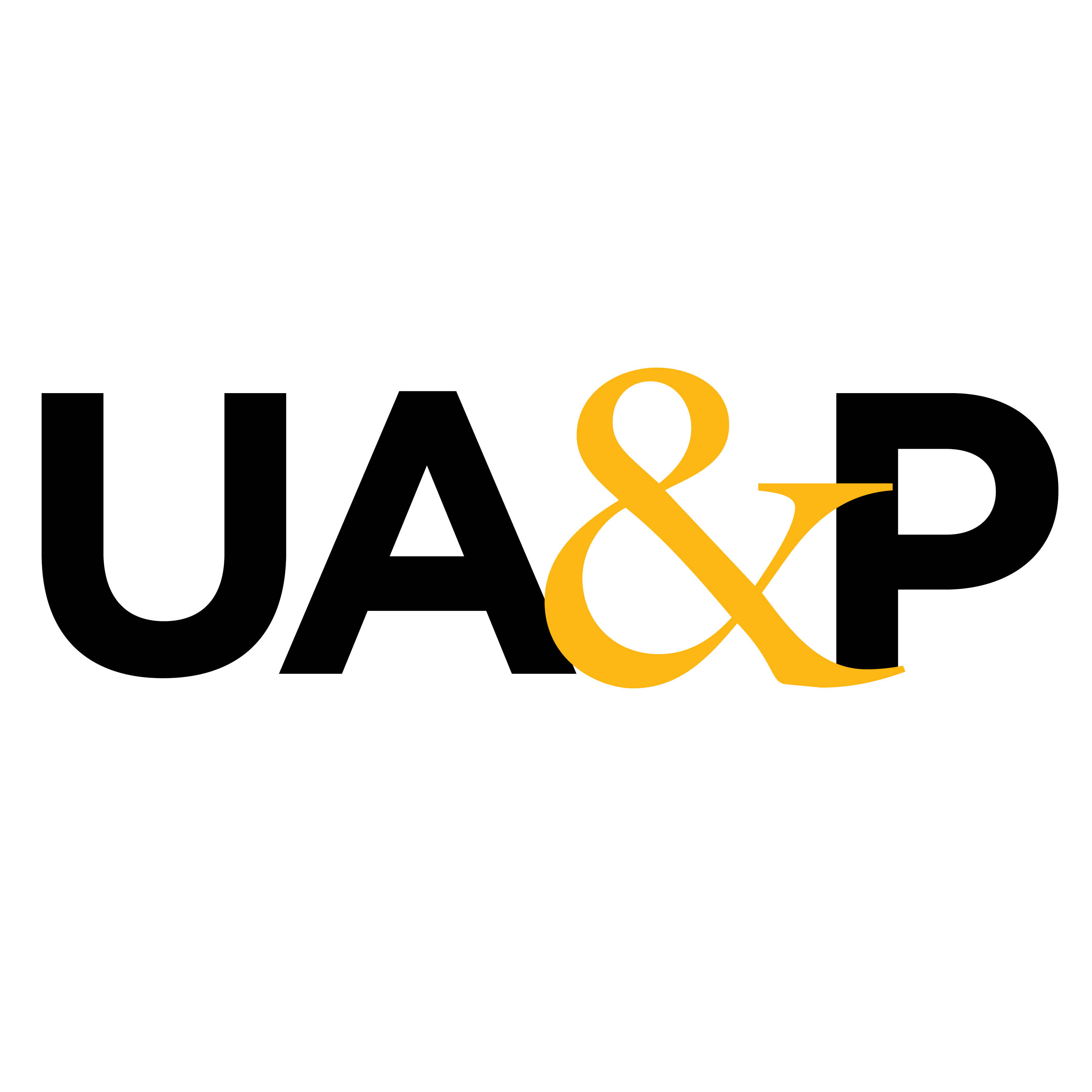 University of Asia and the Pacific (UA&P) Logo