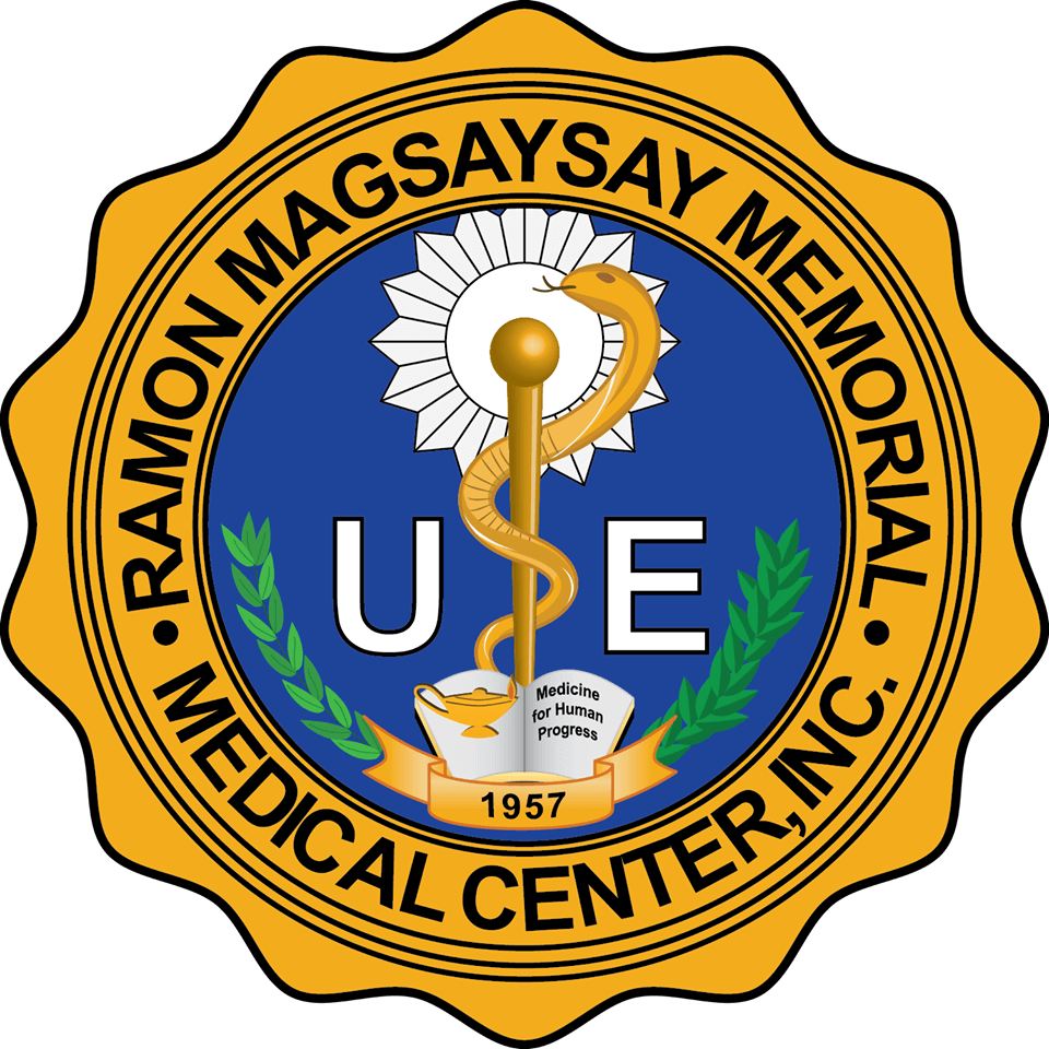 University of the East Ramon Magsaysay Memorial Medical Center Logo