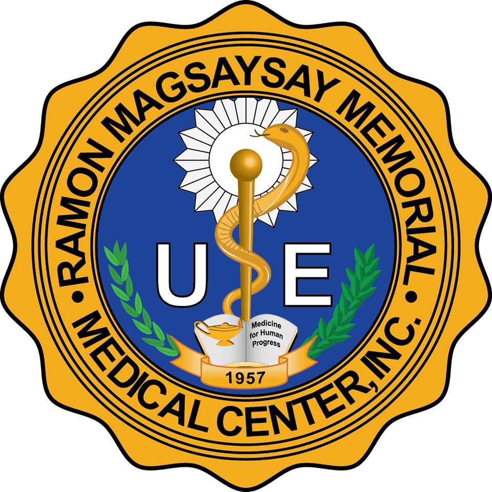 University of the East Ramon Magsaysay Memorial Medical Center Logo