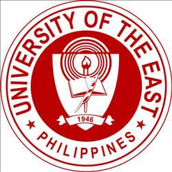 University of the East Caloocan  Logo