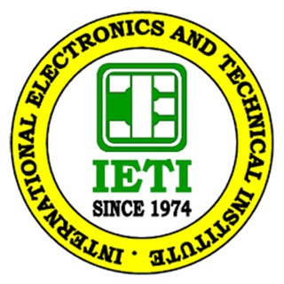 International Electronics and Technical Institute, Inc - Alabang Logo