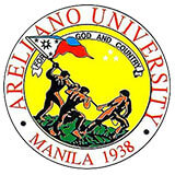 Arellano university malabon logo