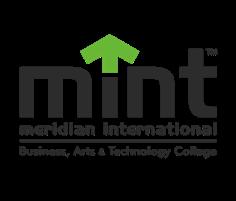 Meridian International College (MINT) Logo