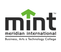 Meridian International College (MINT) Logo