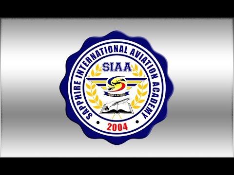 Sapphire International Aviation Academy Logo