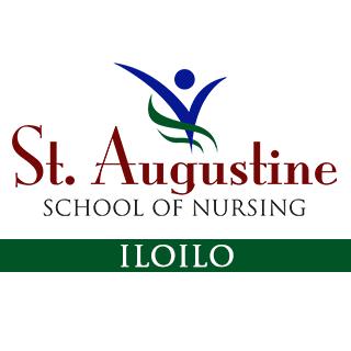 St. Augustine School of Nursing - Iloilo City Logo