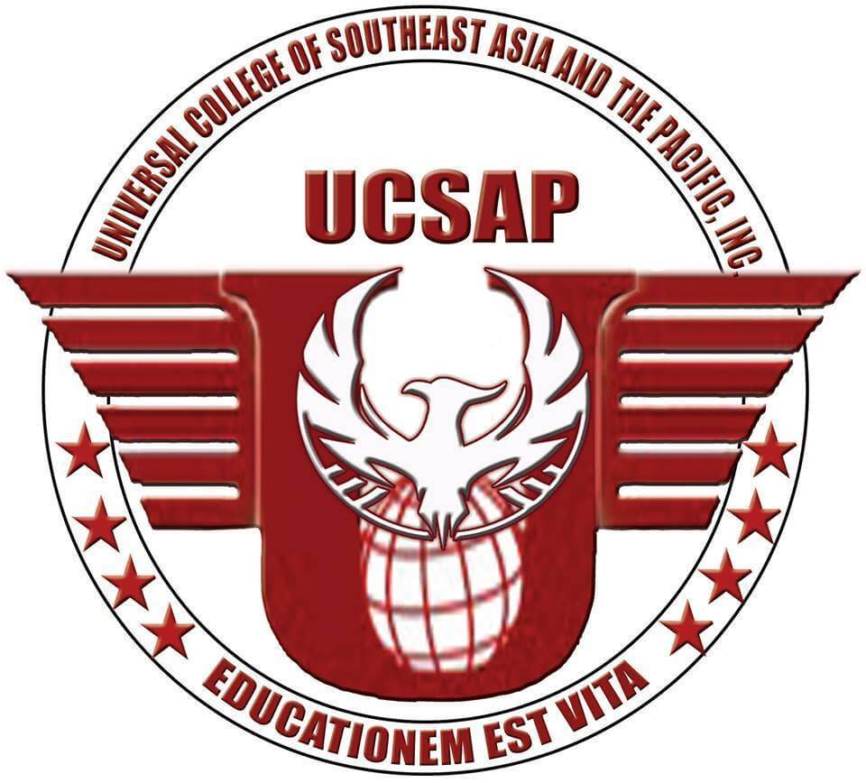 Universal College of Southeast Asia and the Pacific, Inc. Logo