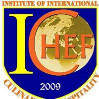 Institute of International Culinary and Hospitality Entrepreneurship Logo