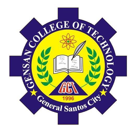 Gensan College of Technology, Inc. Logo